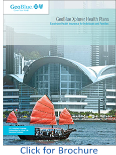 GeoBlue Xplorer Premier Brochure