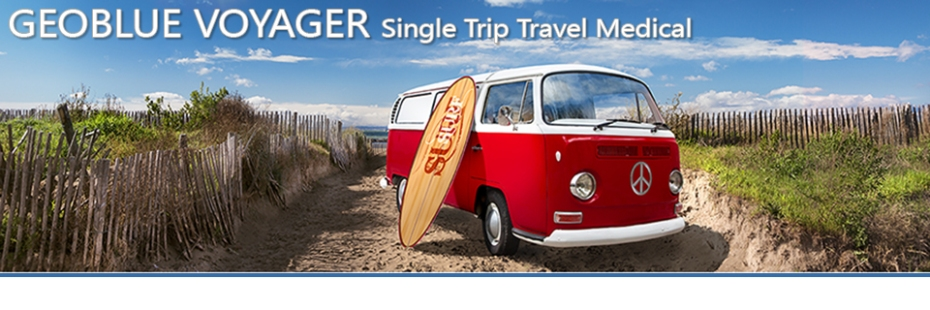 GeoBlue Voyager Choice and Voyager Essential Travel Medical Insurance Enrollment Online