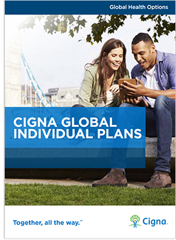 Cigna Global Individual and Family Product Brochure