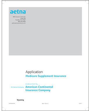 Aetna 2019 Medicare Supplements Plans, Rates and Enrollments